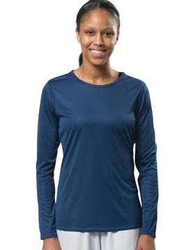 Women's Long Sleeve Cooling Performance Crew