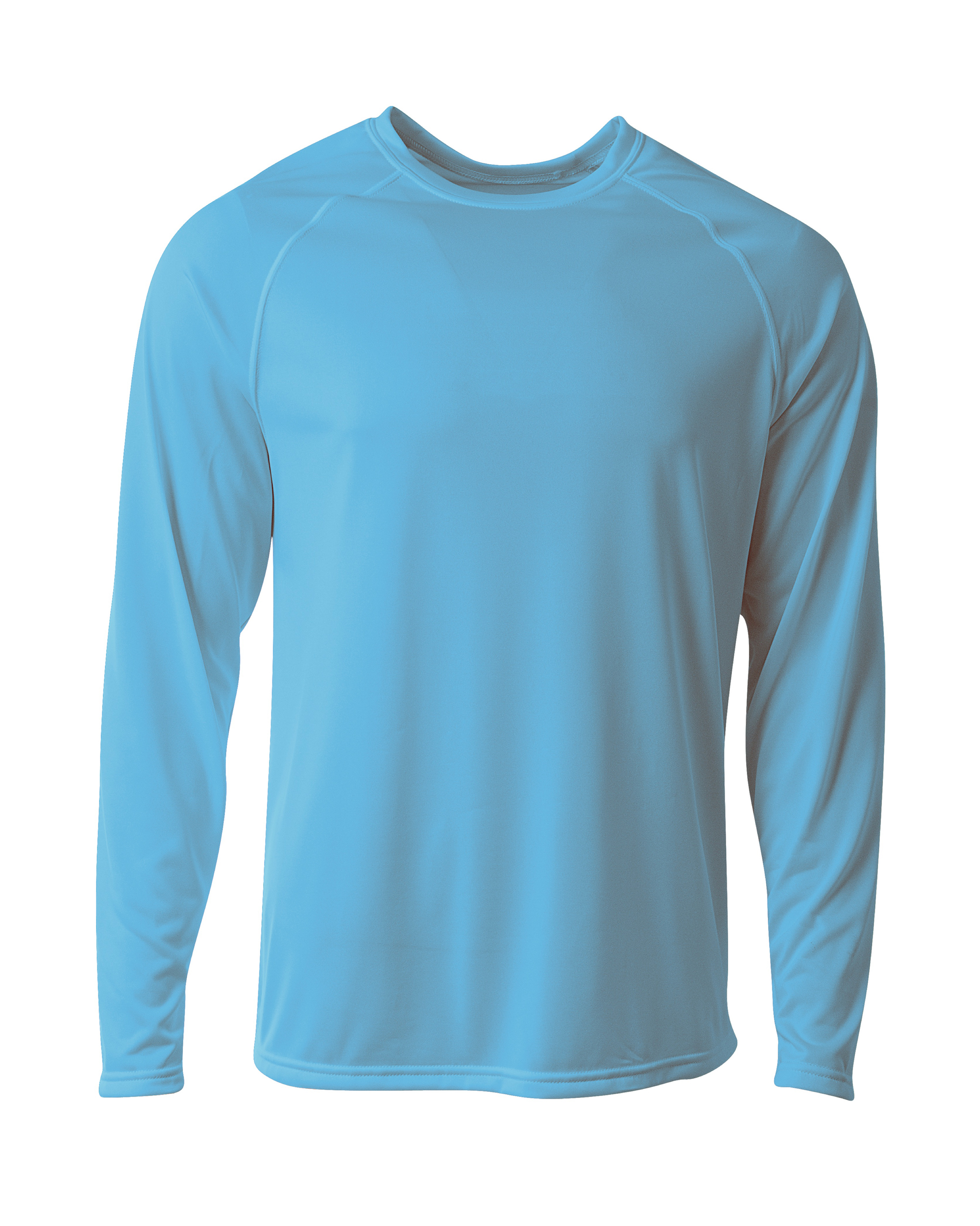 SureColor Long Sleeve Cationic Tee