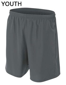 "Youth 5"" Woven Soccer Short"