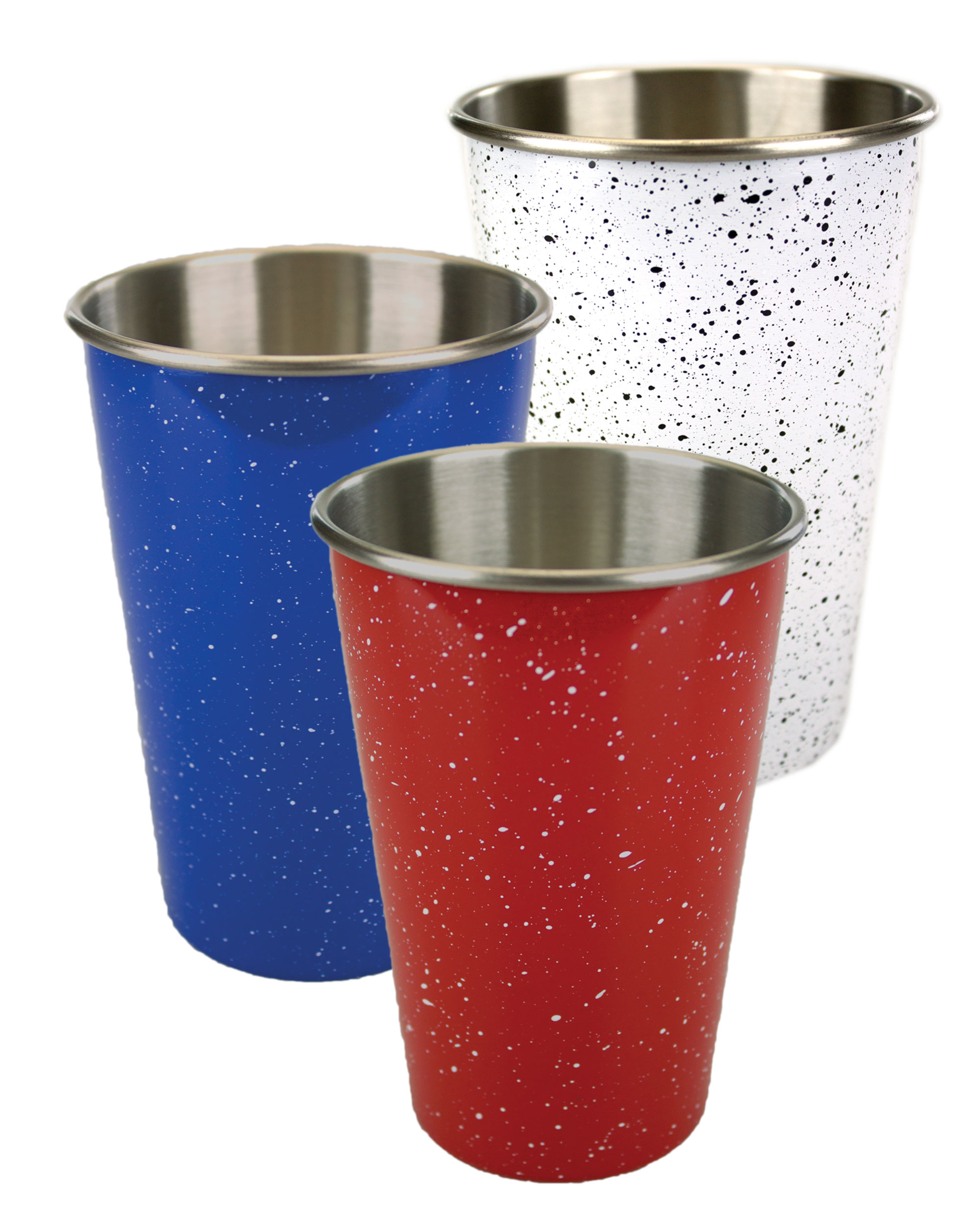 Santa Fe Stainless Steel Festival Cup