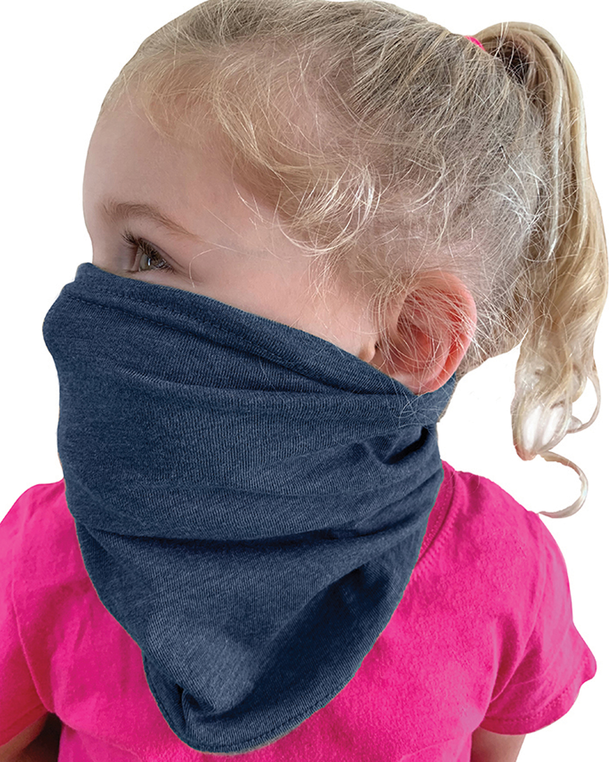 Youth General Use Tri-Blend Neck Gaiter