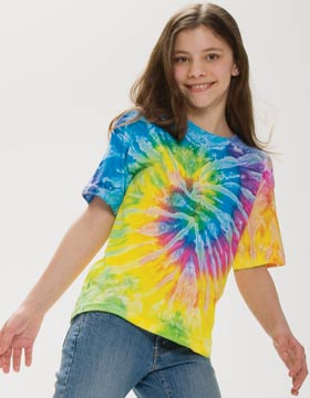 Youth Pigment Dyed T-Shirt